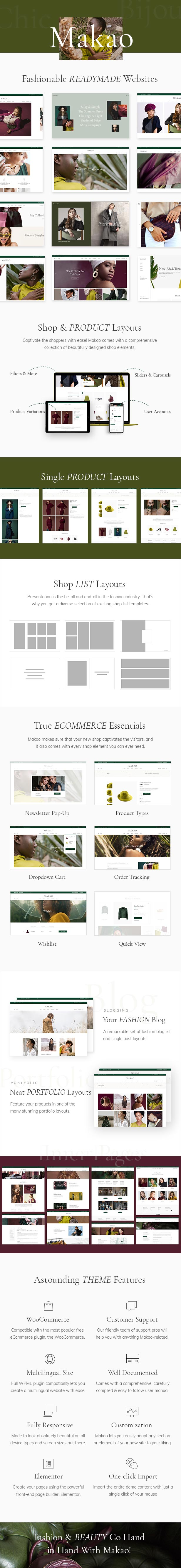 Makao - Fashion Shop WordPress Theme - 2